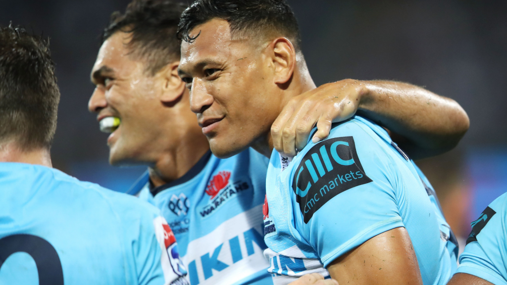 Folau 'should be working for NASA'