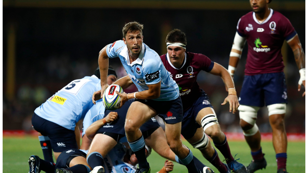 Tahs calmly beat the Reds