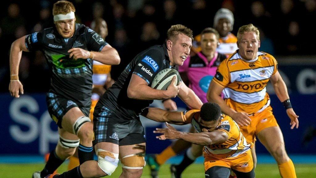 Glasgow dismiss error-prone Cheetahs