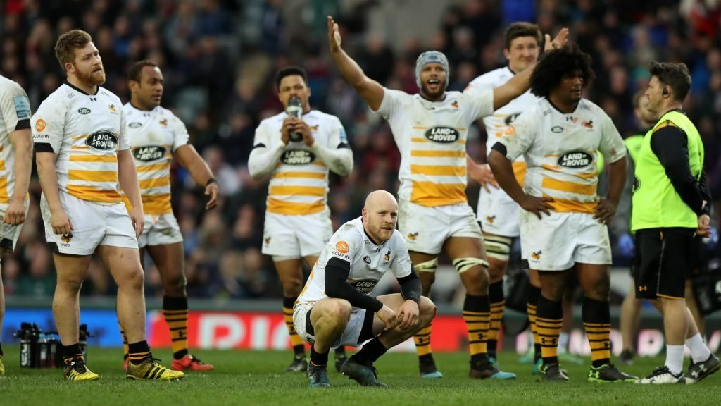 VIDEO: Wasps boss claim they were 'robbed'