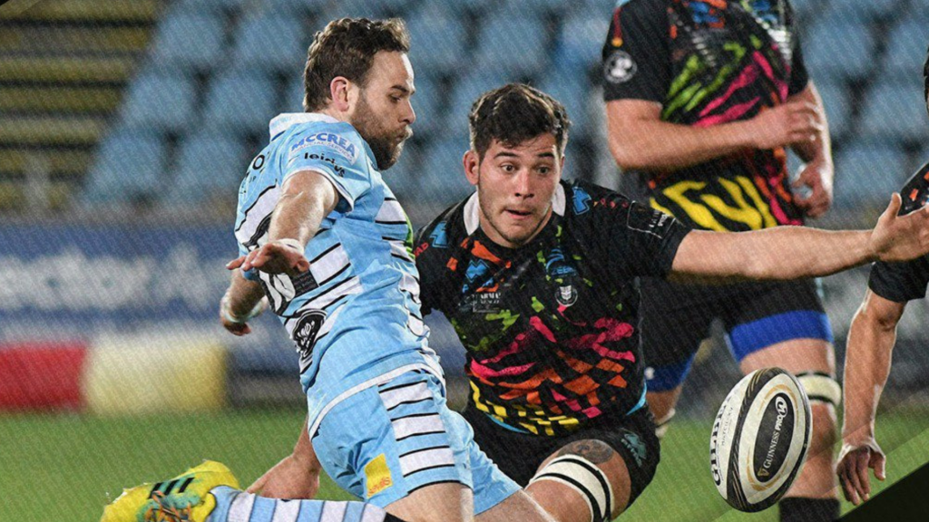 Glasgow's first-half blitz destroys Zebre