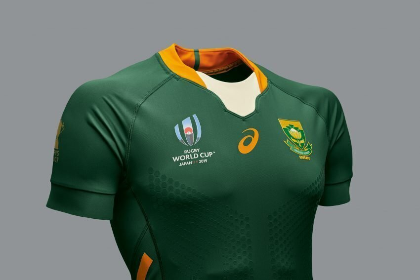 VIDEO: Bok World Cup jersey unveiled