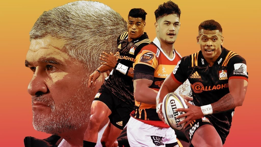 Time for Chiefs' young guns