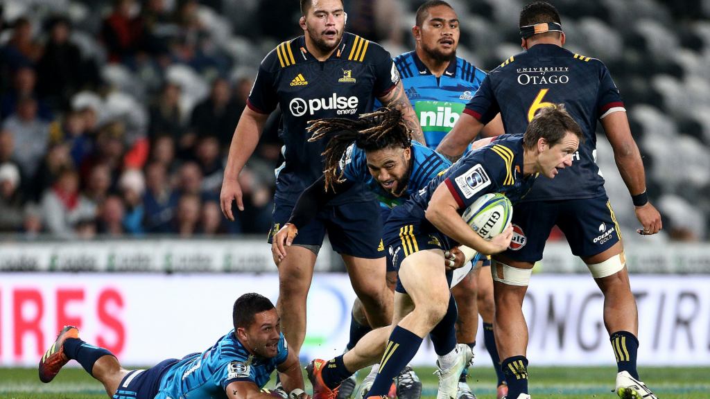 Highlanders bounce back in style