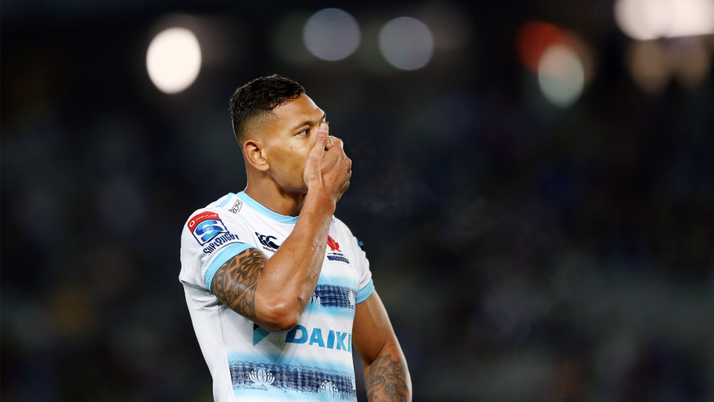 Folau resisted 'temptation' of a peace offering