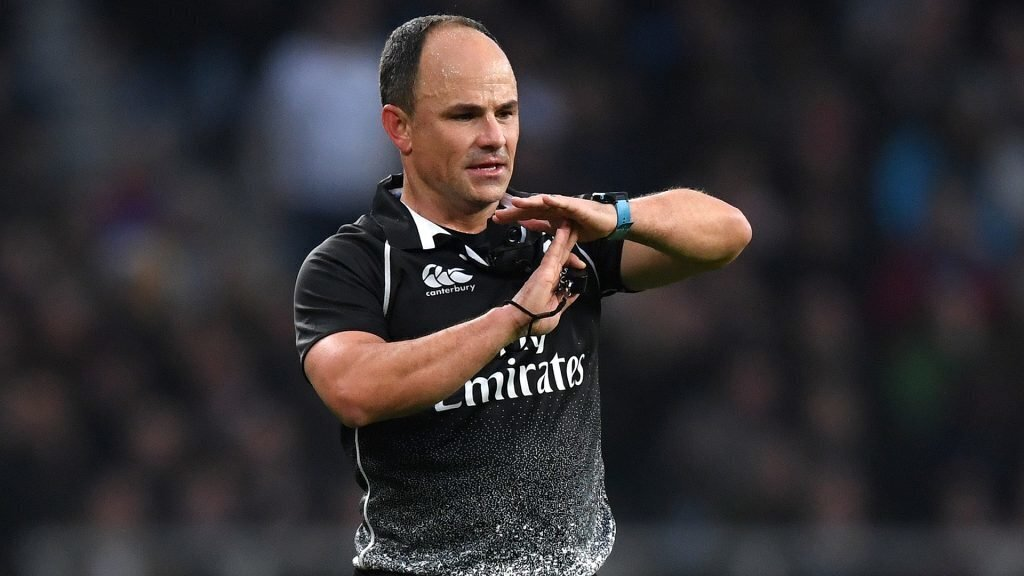 Peyper back in World Rugby's good books