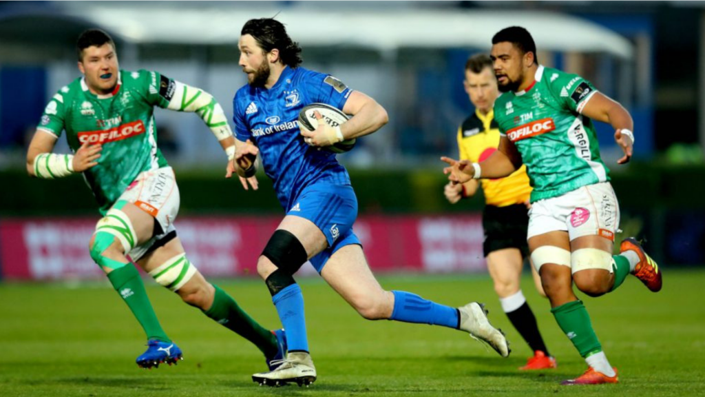 Leinster and Benetton in thrilling draw