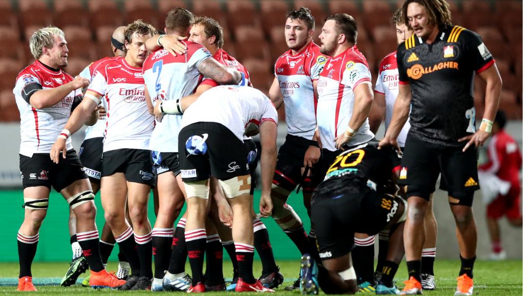 Lions halt Chiefs' good run