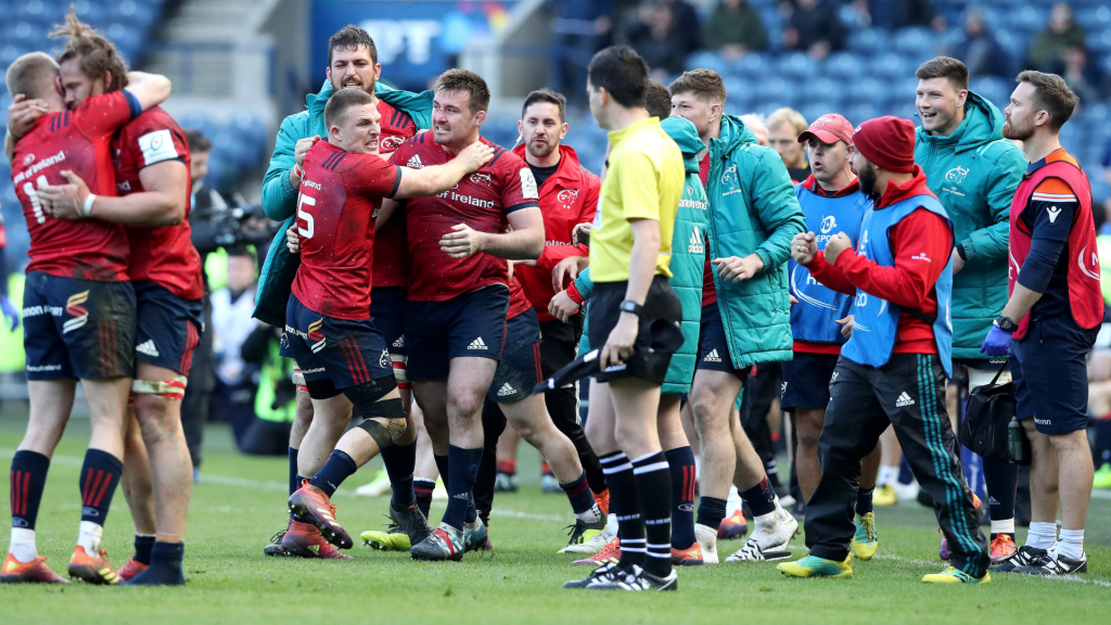 Can Munster knock over Saracens in England?
