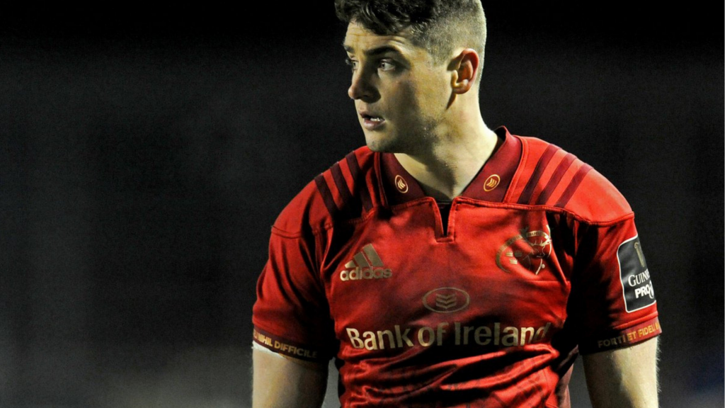 Munster O'Mahony forced to retire