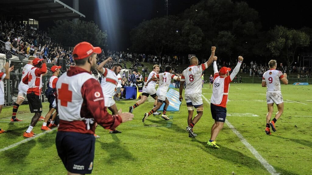 ROAD TO THE FINAL: UP-TUKS
