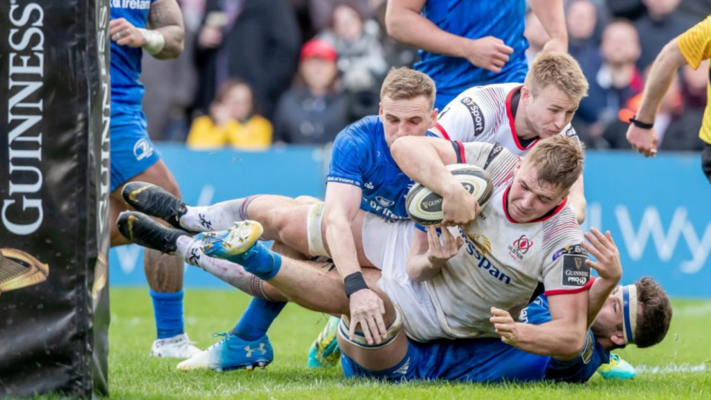 Ulster earn Irish bragging rights