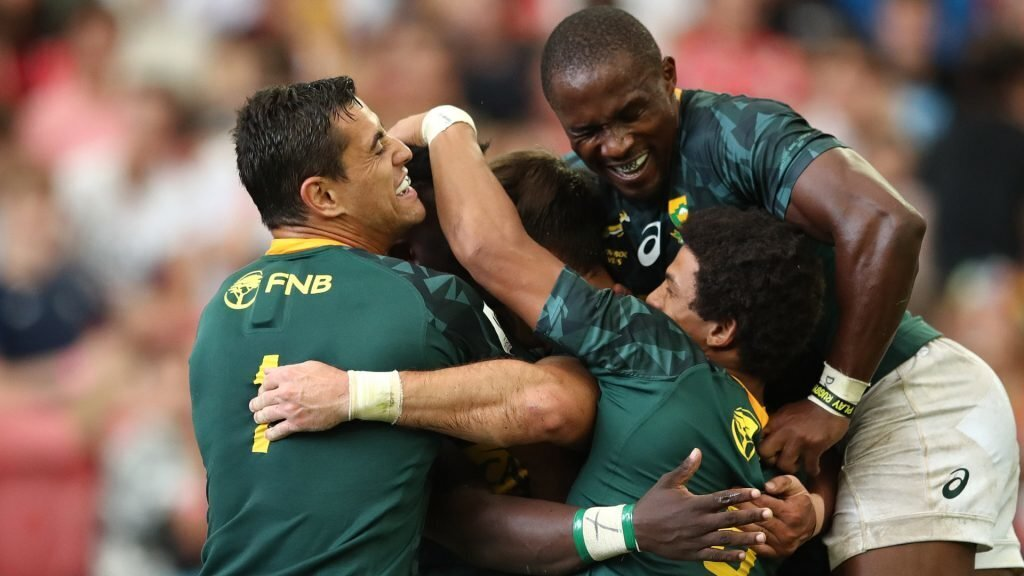 WATCH: BlitzBoks tackle #JerusalemaChallenge