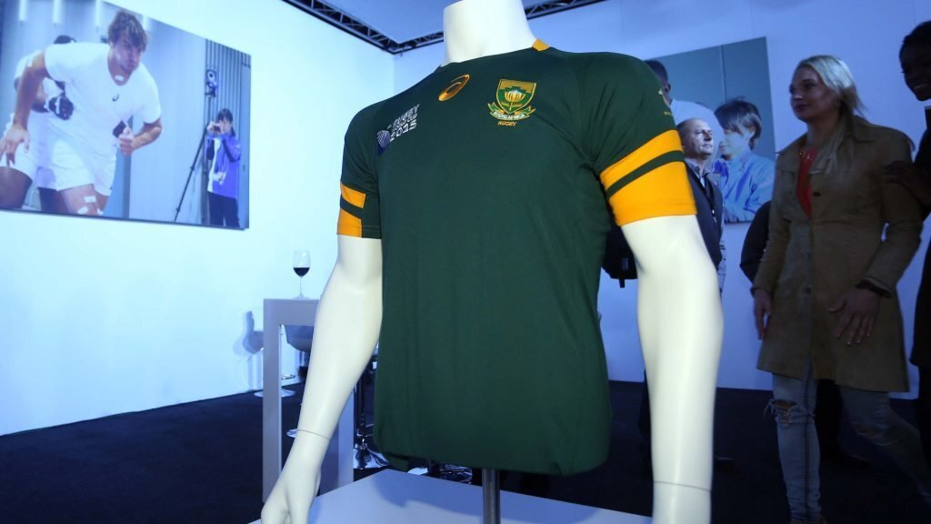 Springboks 2019 Rugby World Cup jersey: All the details