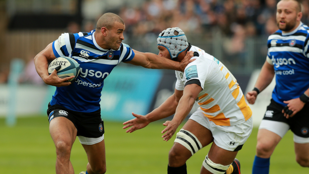 Bath bag vital bonus-point win against Wasps