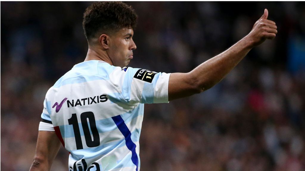 Pop music sends Racing 92 back to old ground