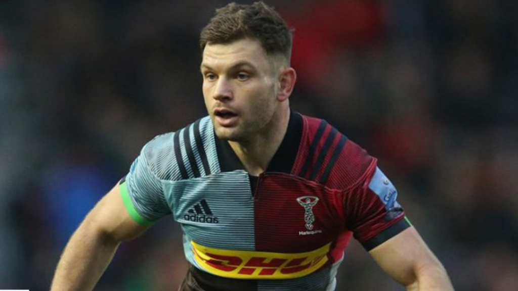 Harlequins scrumhalf calls it a day