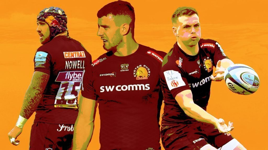 Analysis: Exeter Chiefs' bulky new playbook
