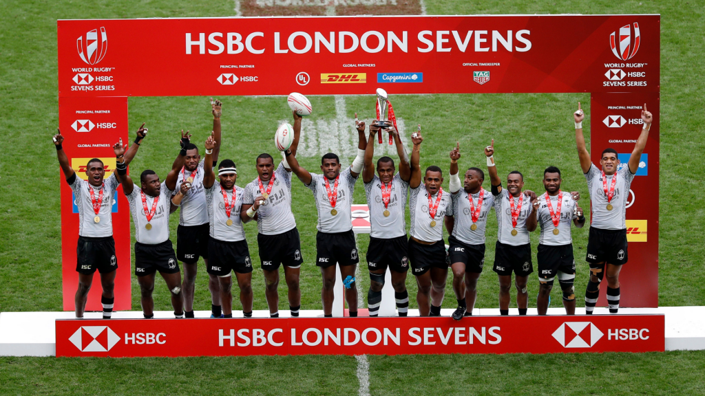 LONDON SEVENS: Fiji crowned champions