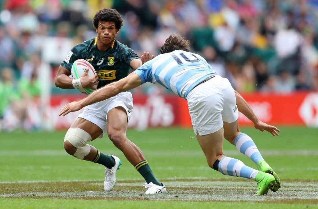 London Sevens: Unbeaten BlitzBoks set up Aussie showdown