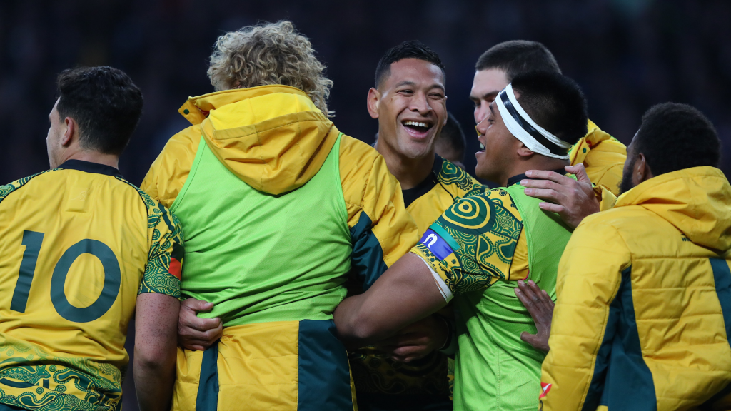 Money rolling in for Folau's new fundraising campaign