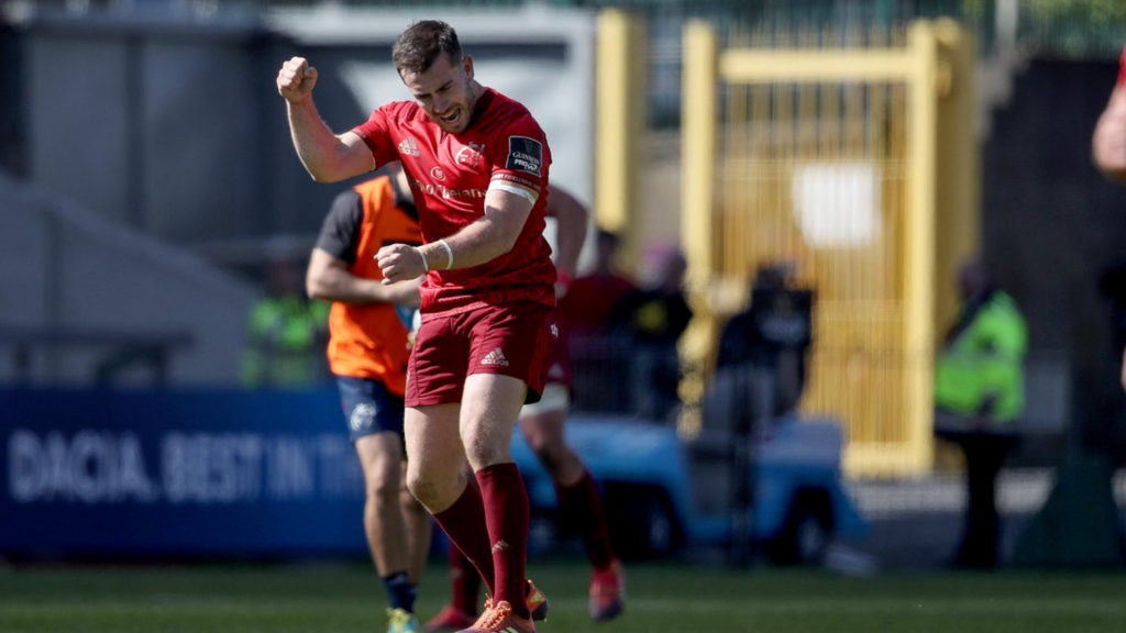 Munster flyhalf heads to Top 14 club