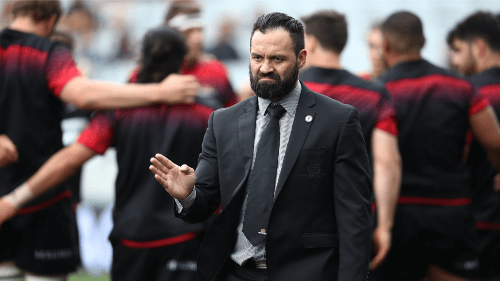 Canterbury coach to leave NZ