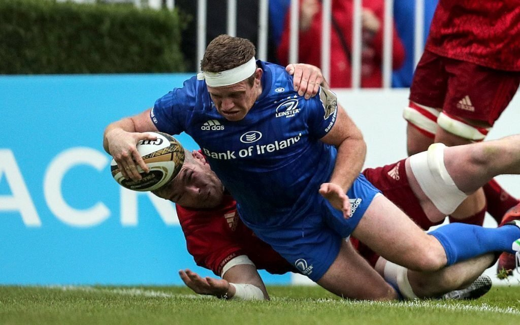 Leinster bounce back to reach another Final