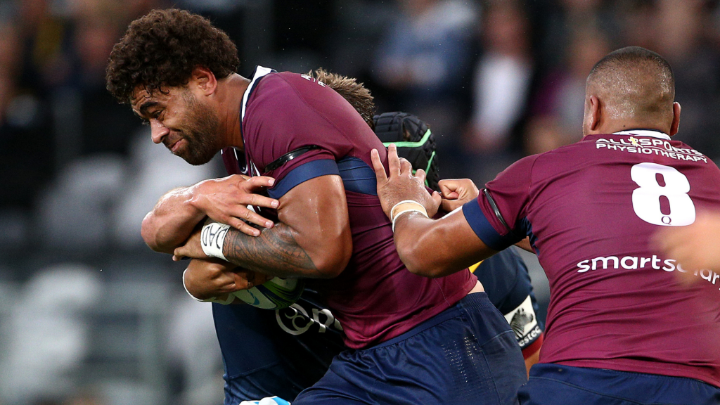 Reds make two changes for old foes Waratahs