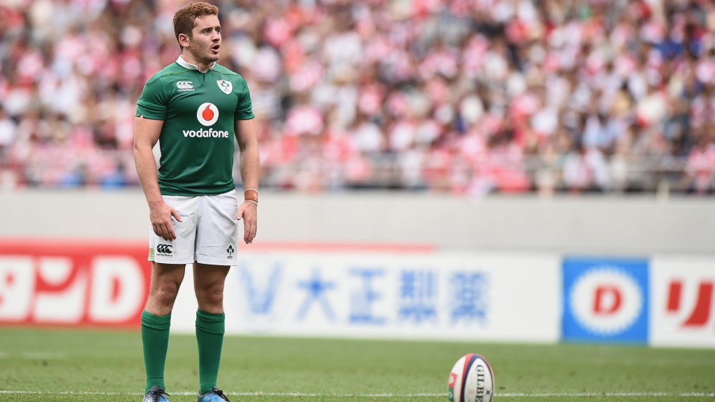 Paddy Jackson's new club has been confirmed