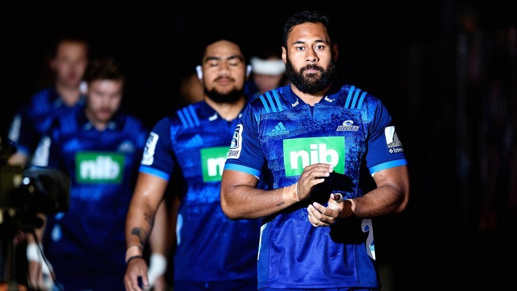 Tuipulotu gets Blues captaincy