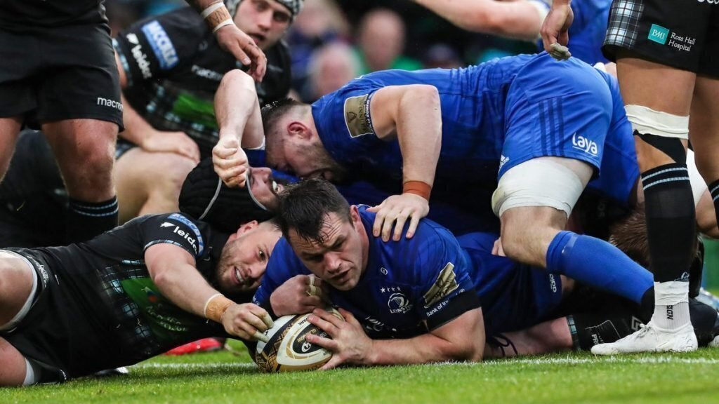 Leinster are champions again