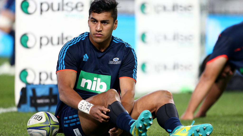 Blues bring in Hyland for injured Ioane
