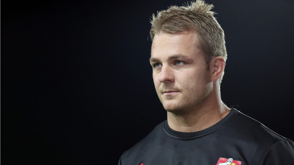 All Black star to return from neck injury