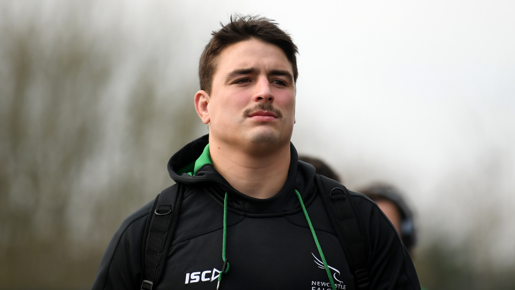Newcastle hooker to join Jaguares
