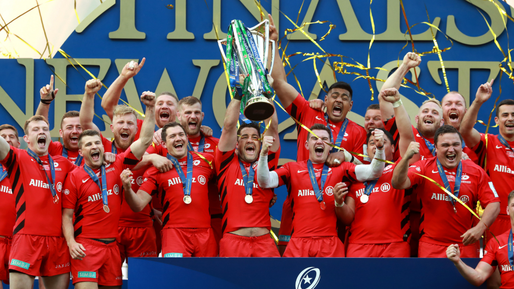 Saracens a 'no-show' at Champions cup Launch