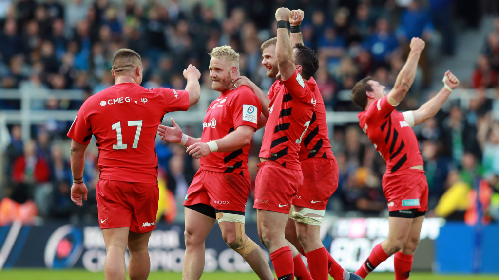 Saracens eager to face Springboks