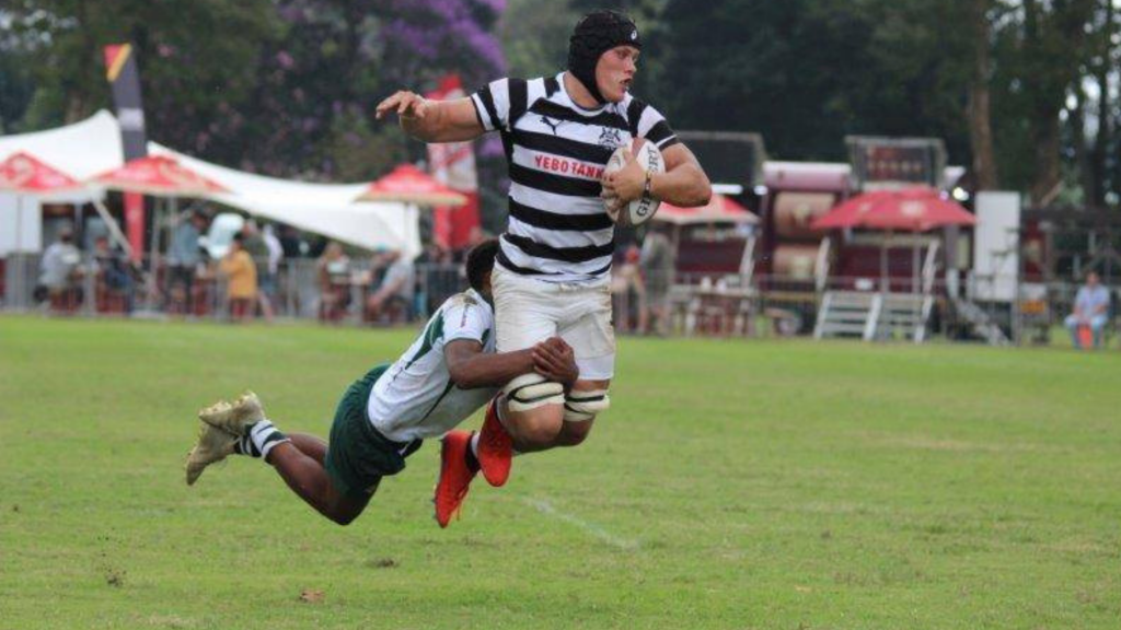 Selborne Schoolboys Say No to France