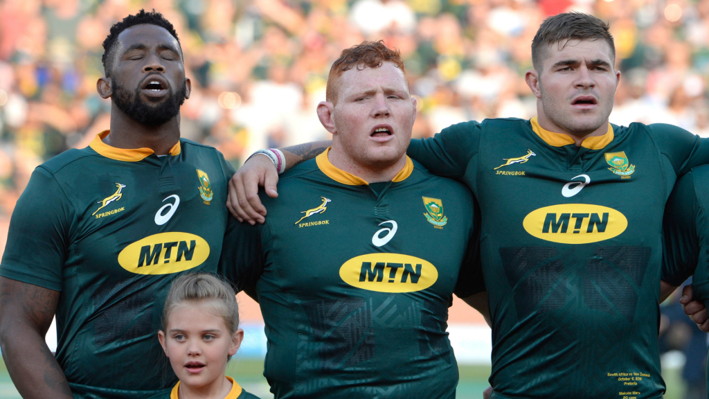 World Cup Countdown: Don't write off the Springboks