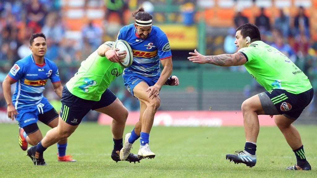 Stormers dispatch Highlanders with ease