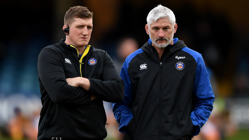 Confirmed: Bath appoint Hooper as Director of Rugby