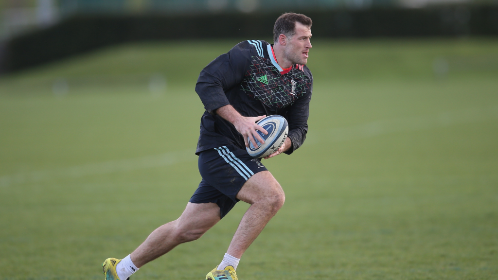 Harlequins wing announces retirement