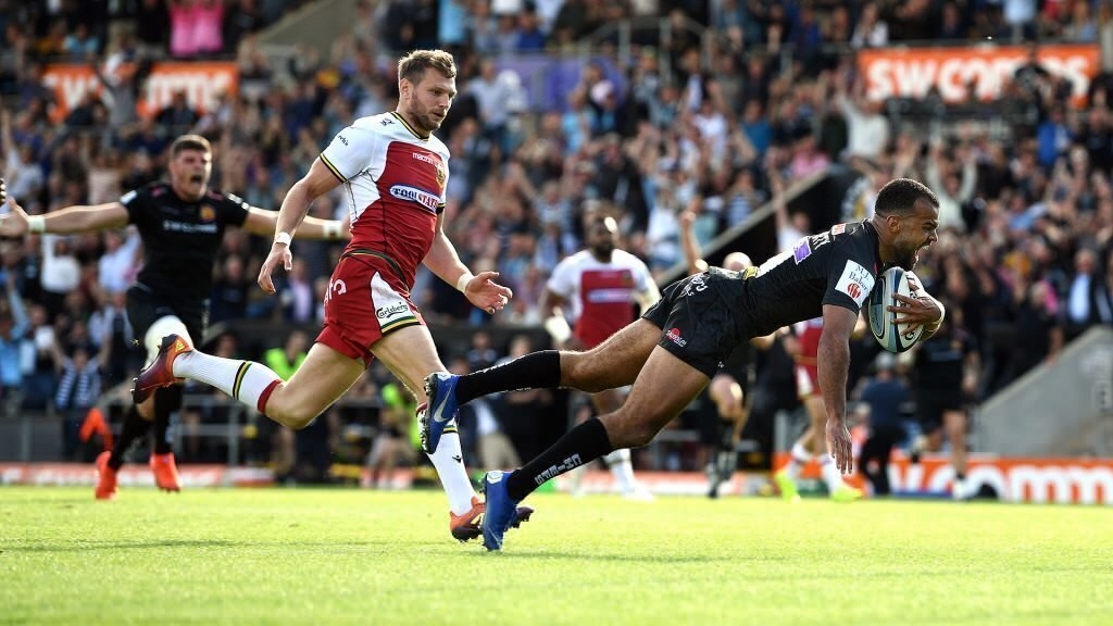 Exeter faces Saracens in Final