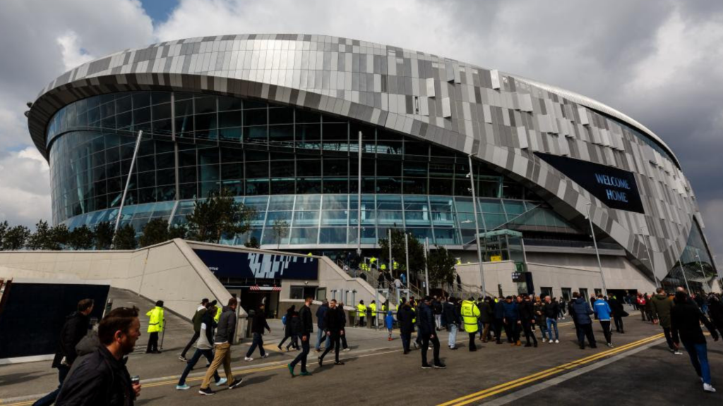 Tottenham Hotspur to host European Finals