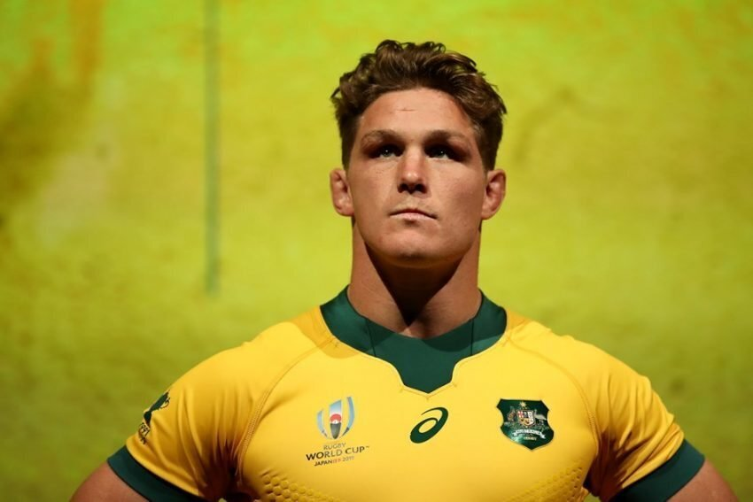 d4dd1a583b0 Video: Wallabies Unveil 2019 World Cup Jersey - Australia | Rugby365
