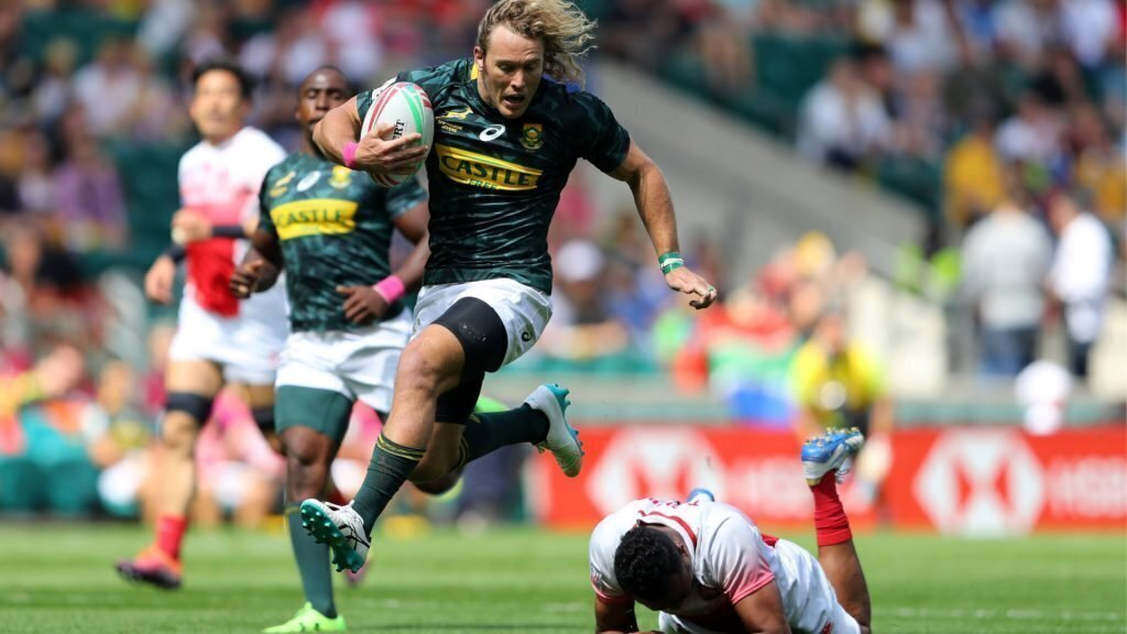 VIDEO: Lockdown with a BlitzBok