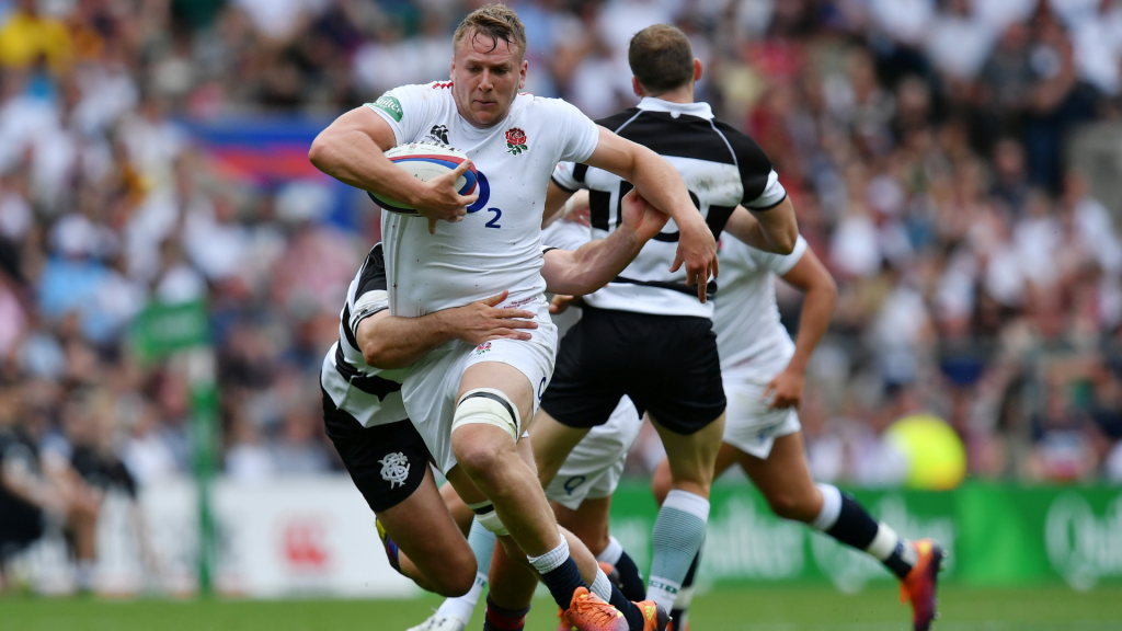 Jones brings in new faces for England training camp