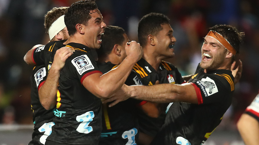 Super Rugby Team of the Week: Round 16