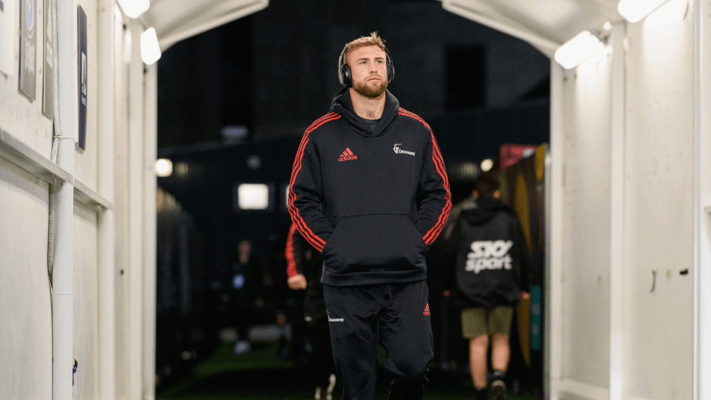 The extent of All Blacks Ennor's injury