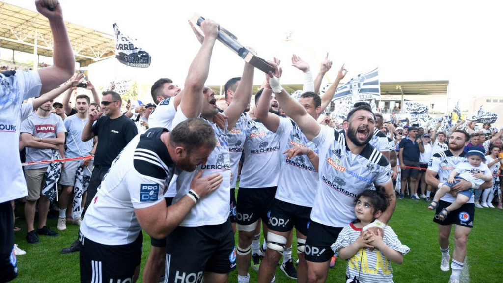 Brive back in Top14